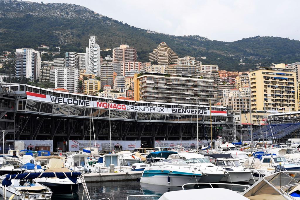 Гран при на Монако, Монте Карло