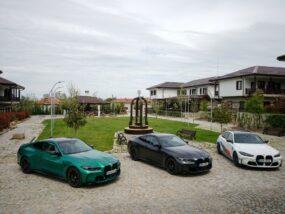 BMW M3 Седан, BMW M4 Купе