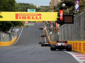 Формула 1, F1, Гран при на Азербайджан, Баку