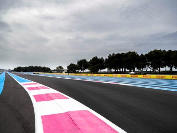 Пирели, писта, Гран при на Франция, Пол Рикар