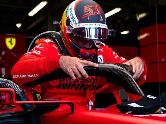 Карлос Сайнц, Ферари