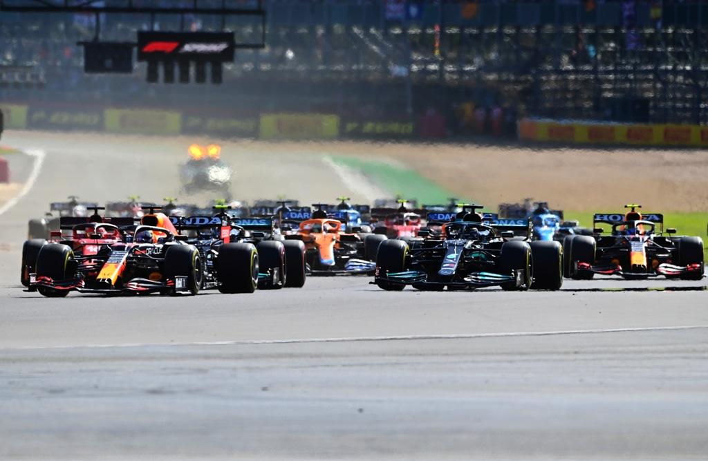 спринтова квалификация, спринт, F1, Формула 1, старт, Силвърстоун