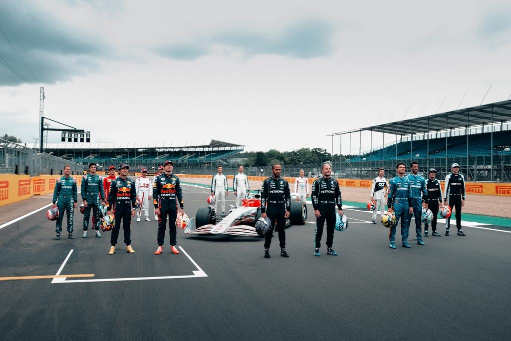 Формула 1, F1, 2022