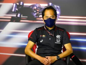 Тойохару Танабе, Хонда F1