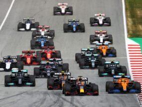 Макс Верстапен, старт, Гран при на Австрия