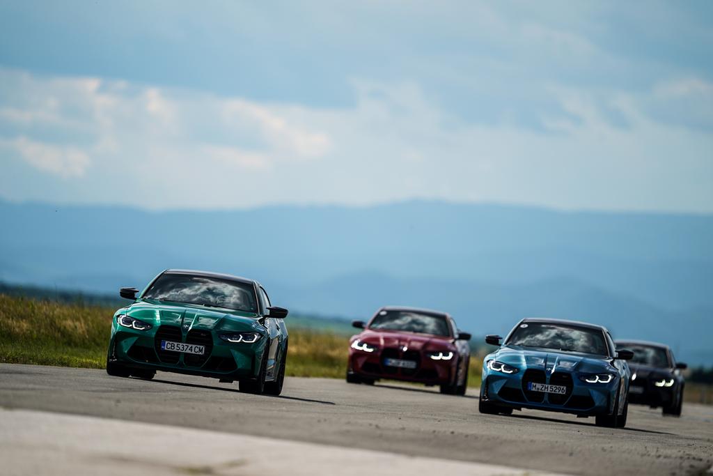 BMW M Drive Tour 2021