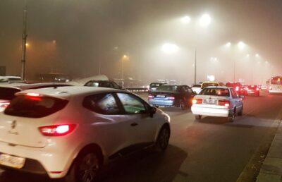 Мръсен въздух в София