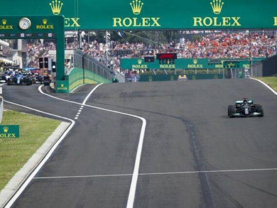 Гран при на Унгария 2021