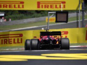 Formula 1 2021, Ферари, Hungarian GP