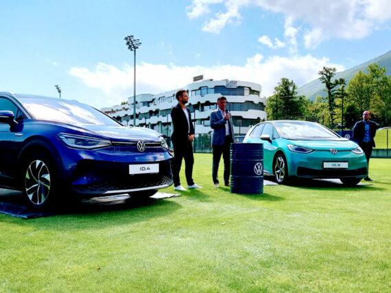 БФС и Volkswagen официално обявиха партньорството си