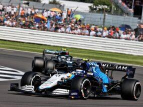 Никола Латифи, Williams Racing
