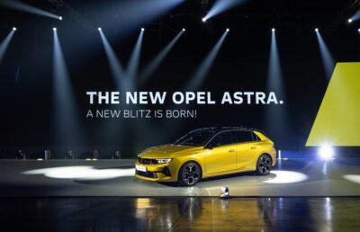 Световна премиера на новия модел Opel Astra
