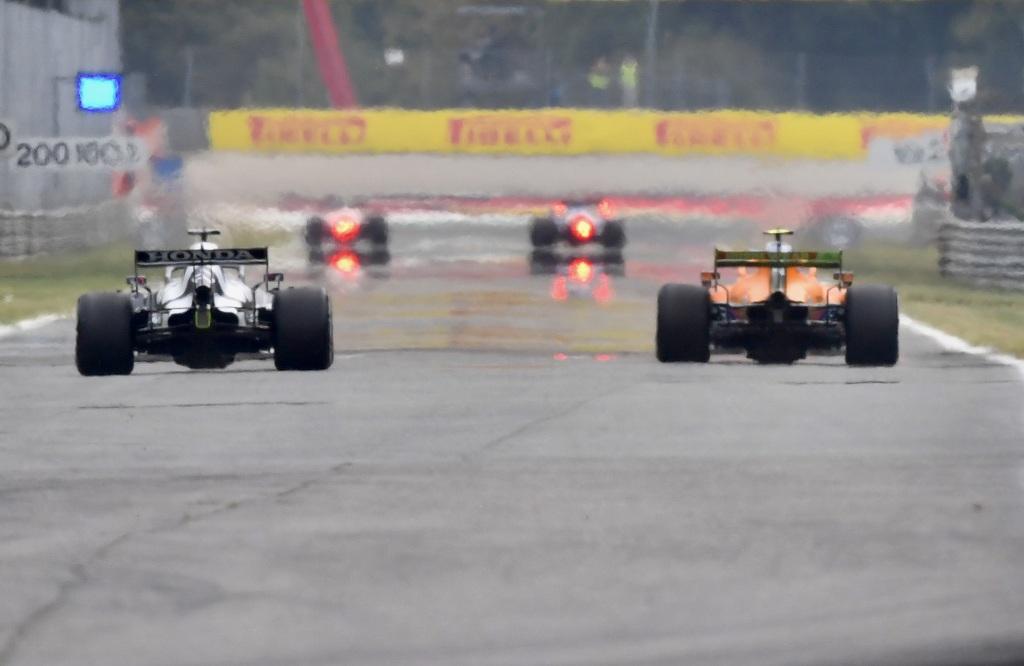 двигатели, Формула 1, F1, Гран при на Италия, Монца