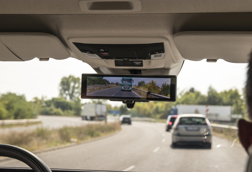 Centre Camera Mirror System