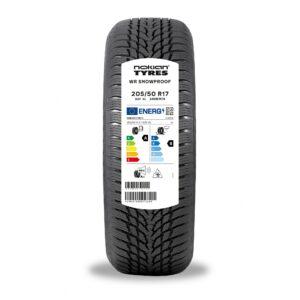 европейски етикет за гуми