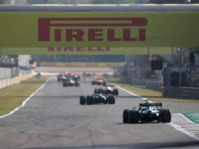 Формула 1, F1, старт, спринт