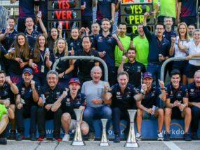 Ред Бул, Гран при на САЩ 2021