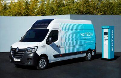 Renault Master Van H2-TECH Prototype